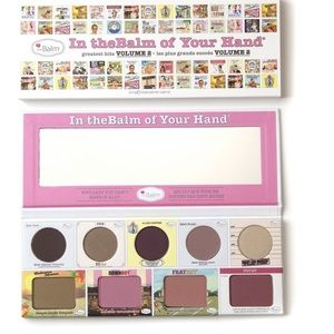 Host Pick In The Balm Of Your Hand Vol. 2 Palette
